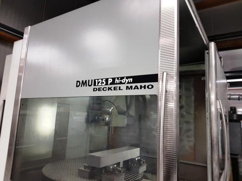 Deckel Maho DMU 125 P hi-dyn